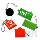 Протирки для телефона ПВХ (PVC) с логотипом