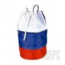 Рюкзак нейлоновый трехцветный
