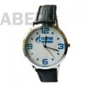 Кварцевые наручные часы с логотипом