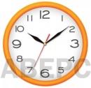Часы настенные с логотипом круглые